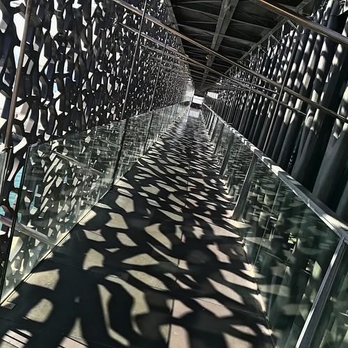 Mucem, Marseille (galerie extérieure)