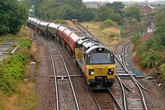Bored Yet? (Richie B.) Tags: 70812 general electric class 70 colas rail dalston oil terminal cumbria 6c35