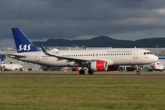 Airbus A320-251N LN-RGM Scandinavian Airlines (Mark McEwan) Tags: airbus a320 a320251n a320neo lnrgm sas scandinavianairlines edi edinburghairport edinburgh aviation aircraft airplane airliner