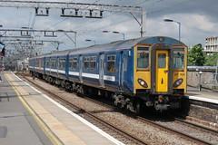 National Express Class 317709 317709 - Bethnal Green (dwb transport photos) Tags: nationalexpress emu 317709 bethnalgreen london