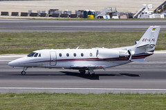 EC-LYL | Grey Wind Investments | Cessna 560XL Citation XLS+ | CN 560-6153 | Built 2013 | LIS/LPPT 03/05/2018 (Mick Planespotter) Tags: aircraft airport 2018 nik sharpenerpro3 spotter planespotter plane airplane aeroplane bizjet corporate eclyl grey wind investments cessna 560xl citation xls 5606153 2013 lis lppt 03052018 portela lisbon portugal humbertodelgado humberto delgado