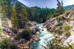 Happy Places (miss.interpretations) Tags: colorado mountains aspenco independencepass river water le treelike forest coniferous canon6dmarkii rachelbrokawphotography