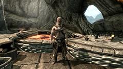 Eorlund Gray-Mane - TESV_2018_11_24_10_41_10_079 (Borgakh gra Khazgur) Tags: eorlundgraymane skyforge theskyforge blacksmith npc forge skyrim whiterun merchant molten