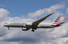 N820AL Boeing 787-9 Dreamliner American Airlines (R.K.C. Photography) Tags: n820al boeing 7879 b787 american americanairlines aa aal dreamliner aircraft airliner aviation london england unitedkingdom uk hattoncross myrtleavenue londonheathrowairport lhr egll canoneos750d