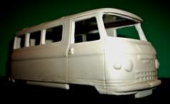 Commer PA minibus in 1/32nd scale resin. (Ledlon89) Tags: commer pa commerpa van minibus rootes dodge supervan britishvans british cars vans minibuses resin scalemodel scaleddown 1960s 1970s rootesgroup