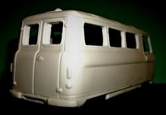 Commer PA minibus resin body in 1/32nd scale. (Ledlon89) Tags: commer pa commerpa van minibus rootes dodge supervan britishvans british cars vans minibuses resin scalemodel scaleddown 1960s 1970s rootesgroup
