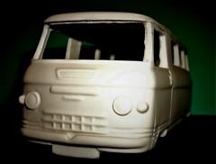 Commer PA Minibus in 1/32nd scale resin. (Ledlon89) Tags: commer pa commerpa van minibus rootes dodge supervan britishvans british cars vans minibuses resin scalemodel scaleddown 1960s 1970s rootesgroup scale model resinmodel kit