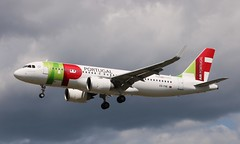 CS-TVE Airbus A320-251N TAP Air Portugal (R.K.C. Photography) Tags: cstve airbus a320251n a320 a320neo neo tap airportugal tp aircraft aviation airliner london england unitedkingdom uk hattoncross myrtleavenue 27l londonheathrowairport lhr egll canoneos750d
