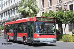 Emt Valencia 5307 (Renferin) Tags: irisbusiveco citybus hispanopkd emtvalencia