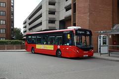 London United RATP Group DLE30226 (YX18KVP) on Route 216 (hassaanhc) Tags: alexander dennis adl enviro enviro200 e200 e200mmc enviro200mmc londonunited ratpgroup ratp ratplondon