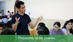 Foro Huajuapan propuestas de los jóvenes