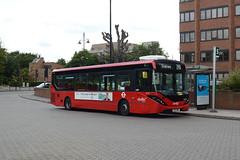 Abellio London 8178 (SN17MWA) (hassaanhc) Tags: alexander dennis adl enviro enviro200 e200 e200mmc enviro200mmc abellio abelliolondon abelliogroup