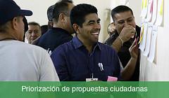 Foro Huajuapan priorización de propuestas ciudadanas