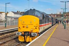 37419 at Lowestoft 2J83 1548 Lowestoft - Norwich 03/08/19. (chrisrowe37419) Tags: