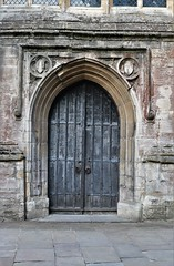 Cirencester (martinelliss) Tags: buildings churches doors cirencester uk england gloucestershire