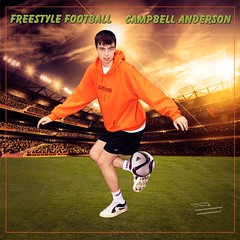 Football Freestyle 1 (photosportsman) Tags: football freestyle fringe edinburghfestival 2019 graphics scotland