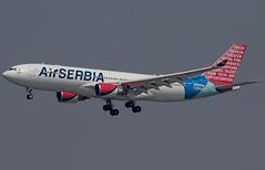 Air Serbia Airbus A330-202 YU-ARA (Fasil Avgeek (Global Planespotter)) Tags: air serbia airbus a330202 yuara airways airlines airport jfk kjfk a330200 jet aircraft airplane airliner jetliner