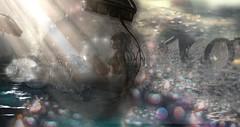 ♥♥ (мємиσ¢) Tags: heavenly beauty enchanted enchantment wonder love angel angelic bokeh water light