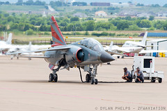 ATAC Dassault Mirage F1B (zfwaviation) Tags: kafw afw alliance fort worth mirage f1 f1b french air force n601ax 502 cn502 atac airplane plane jet