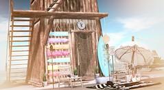An Ocean Breeze Puts a Mind at Ease (Melly Clarrington) Tags: kalopsia uber bluesky dustbunny whatnext ionic floorplan mudhoney sldecor slblog sl sllooksgoodtoday slblogger slphoto secondlife secondlifephotography secondlifephotographer secondlifeblogger secondlifedecor