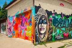 Street Art (A Great Capture) Tags: agreatcapture agc wwwagreatcapturecom adjm ash2276 ashleylduffus ald mobilejay jamesmitchell toronto on ontario canada canadian photographer northamerica torontoexplore summer grafitti street art spring 2018 alley urban