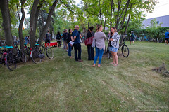 IMG_6509 (Omega Man) Tags: winnipeg manitoba canada plainbicycle dutch bike 2019 rollout distribution party random surprise august 14