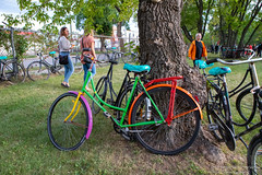 IMG_6540 (Omega Man) Tags: winnipeg manitoba canada plainbicycle dutch bike 2019 rollout distribution party random surprise august 14