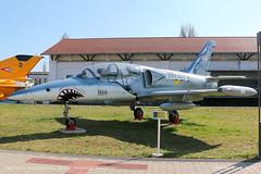 "Aero L-39 ZO Albatros ""Shark II"" (srkirad) Tags: aircraft airplane jet trainer aero l39 albatros sharkii aviationmuseum aviation museum szolnok reptar hungary czech hungarian livery paintjob art"