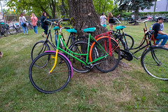 IMG_6507 (Omega Man) Tags: winnipeg manitoba canada plainbicycle dutch bike 2019 rollout distribution party random surprise august 14