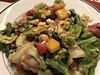 Salad for dinner (TomChatt) Tags: food homecooking summerfood parttimevegetarian