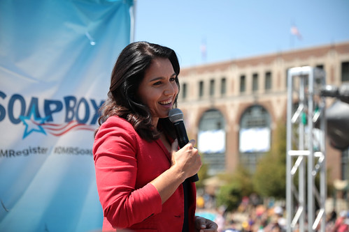 Tulsi Gabbard by Gage Skidmore, on Flickr