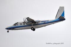 N840TC (mduthet) Tags: n840tc gulfstreamaerospace gulfstream690c jetprop840 aéroportdenicecôtedazur