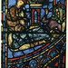AlbumG203 Geburt Christi, Ausschnitt, Kathedrale Chartres, September 1956
