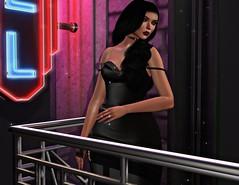 Restless Nights (V ♪) Tags: stealthic legacybody ysoral rivendale vanityposes paparazzi secondlife slevents collabor88 c88 equal10 meshfashion meshdecor newrelease legacycompatibleattire virtualworld 3d