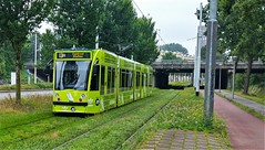 't is groen en het... (Peter ( phonepics only) Eijkman) Tags: amsterdam city combino gvb tram transport trams tramtracks trolley rail rails strassenbahn streetcars nederland netherlands nederlandse noordholland holland