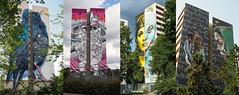 Urban Nation Art Park Tegel (Lens Daemmi) Tags: berlin graffiti tegel urbannation art artpark mural street streetart urbanart deutschland