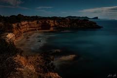 Brightness nights on Ibiza 🌕 (k05_Fer) Tags: nightphotography night longexposure ibiza