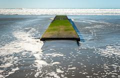 Wave retreat (johnstewartnz) Tags: canon apsh canonapsh 1dmarkiii 1d3 1dmark3 1d 1dmkiii 1dmk3 1diii canoneos1dmkiii 1740mm 1740 ef1740mmf4lusm northbeach northnewbrighton sea ocean southpacificocean beach