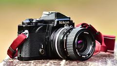 Senpai (Hi ro ki) Tags: ニコン fe japan 2019 camera film フィルム カメラ nikon old 日本 beautiful 300mm d810