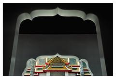 portal (Armin Fuchs) Tags: arminfuchs bangkok thailand temple portal light buddhism
