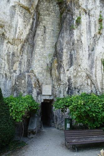 Entrance @ Tour des Comtes de Genève @ La Roche-sur-Foron