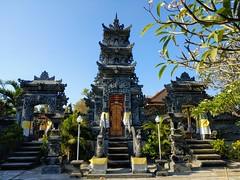 Temple (Bali, Indonesia)