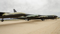 B 52 Bombers (rschnaible) Tags: the pima air space museum arizona outdoor aircraft airplane military vehicle transportation b 52 bomber history historic