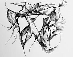 Memory serves #drawing #sketch #sketchbook #illustration #penandink #ink #progressive #scribbleart #art #graphicart #abstractart #nonsense (webloreArt) Tags: drawing sketch sketchbook illustration penandink ink progressive scribbleart art graphicart abstractart nonsense
