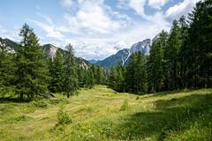 Triglav National PArk (mireiatarres) Tags: mountains landscape paisajes nature outside trees green