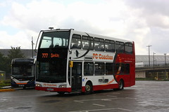 On the 777 (Chris Baines) Tags: ppc coaches lincoln scania east lancs olympus hc08 pcc 777 saxilby
