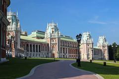 Большой дворец (Bol'shoy Dvorets) (MiroFedurco) Tags: castle tsar moscow park green 2018 russia landmark