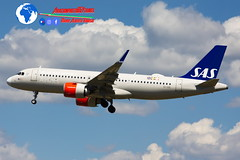 SAS Scandinavian Airlines Ireland Airbus A320-251N EI-SIE (Mario Alberto Ravasio) Tags: sas scandinavian airlines ireland airbus a320251n eisie planespotting