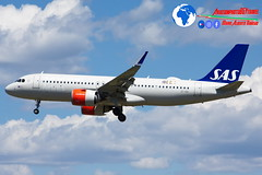 SAS Scandinavian Airlines Ireland Airbus A320-251N EI-SIC (Mario Alberto Ravasio) Tags: sas scandinavian airlines ireland airbus a320251n eisic planespotting