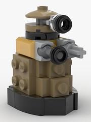 lego Dalek moc (V.2) (KaijuWorld) Tags: lego moc custom dalek doctor who bbc skaro ldd